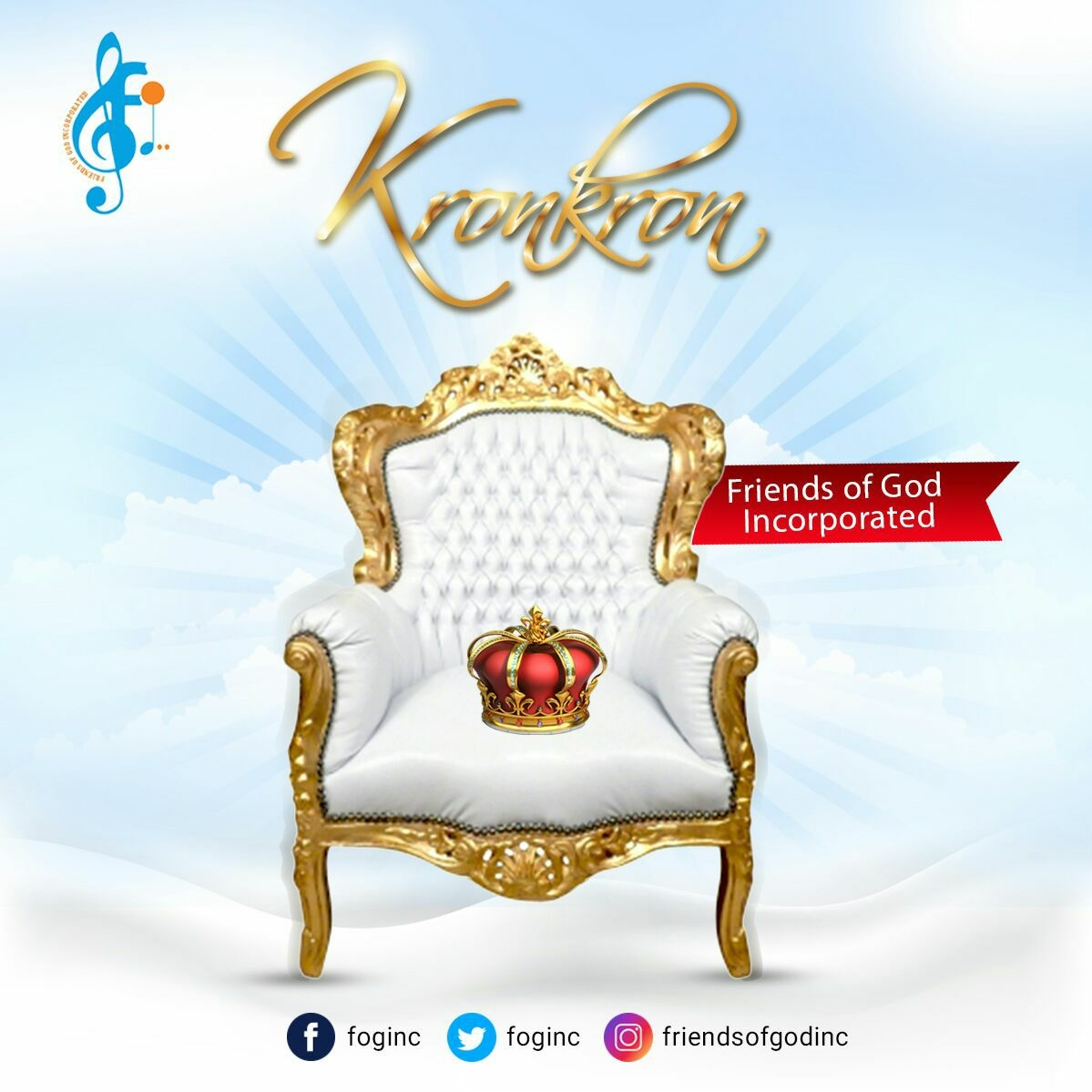 You are currently viewing New Single – Kronkron