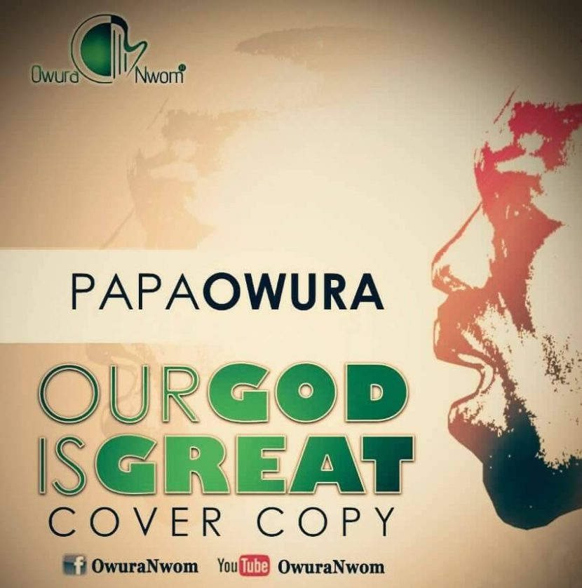 Our God is Great cover